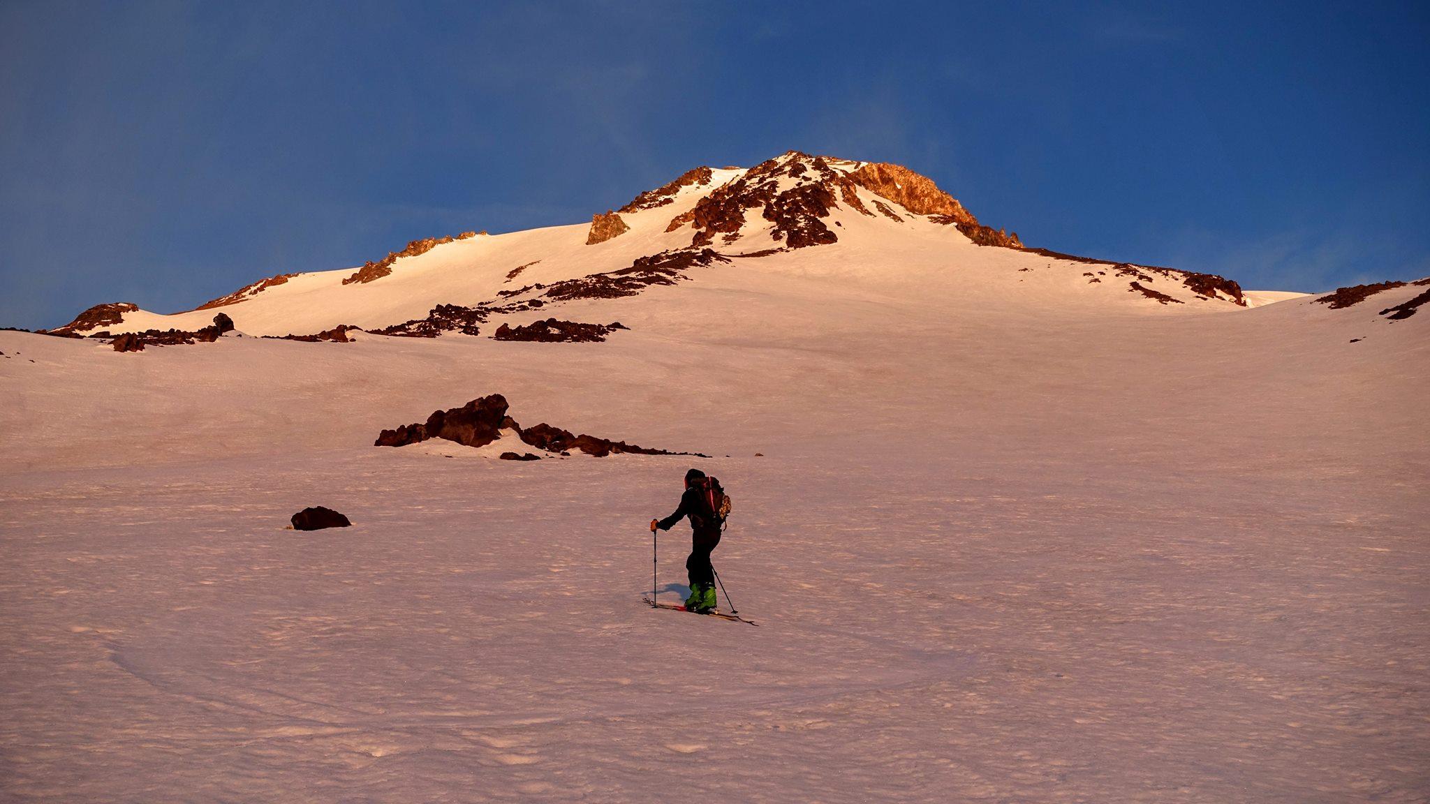 Trip Report: Mt. Shasta Ski Mountaineering